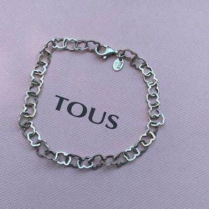 Tous Mini Carrusel Silver Bracelet